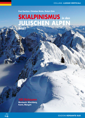 Skialpinismus v Julských Alpách - západ