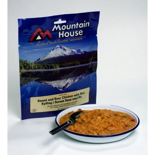 Mountain House Kuře Sweet&Sour