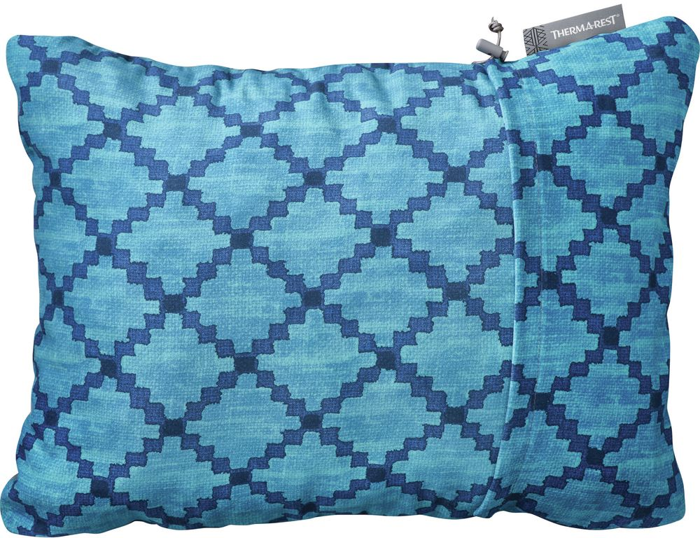 Thermarest Compressible Pillow Blue Heather