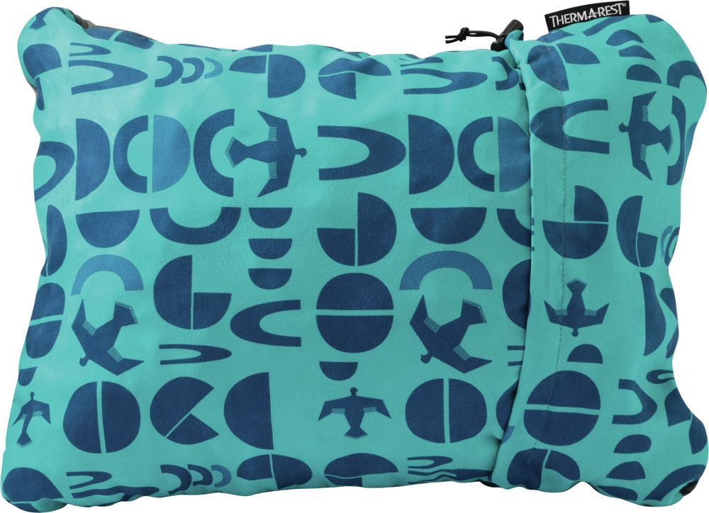 Thermarest Compressible Pillow Bluebird