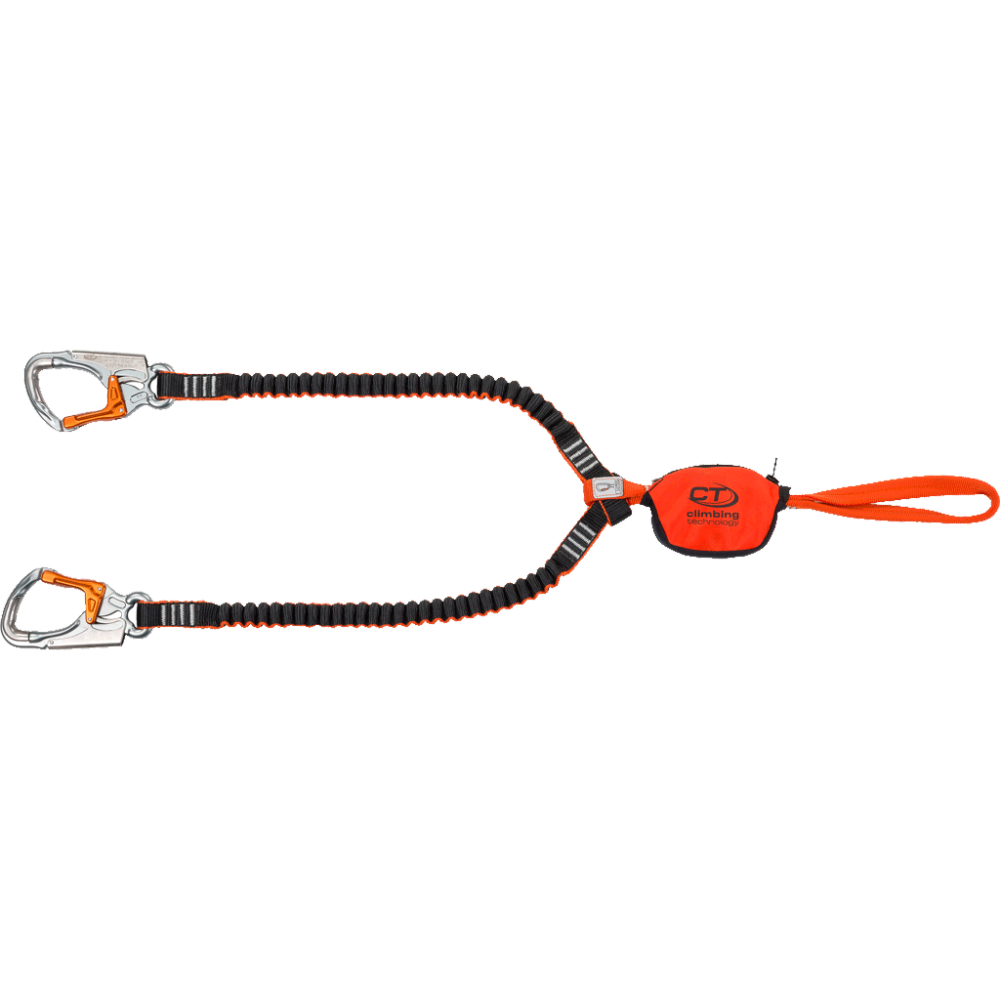 Climbing Technology Top Shell Slider Via Ferrata Set