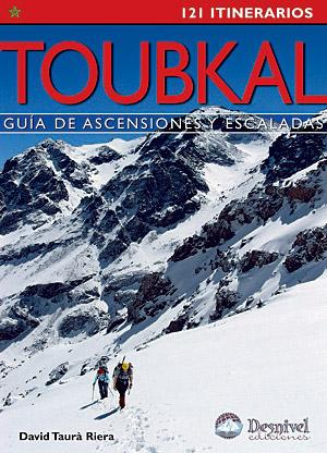 Toubkal - Maroko: horolezecký průvodce