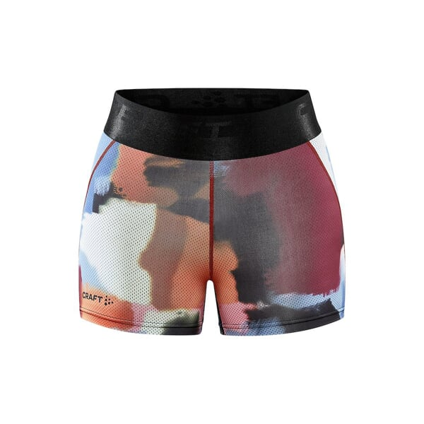 Kalhoty CRAFT Core Essence Hot modrá s oranžovou
